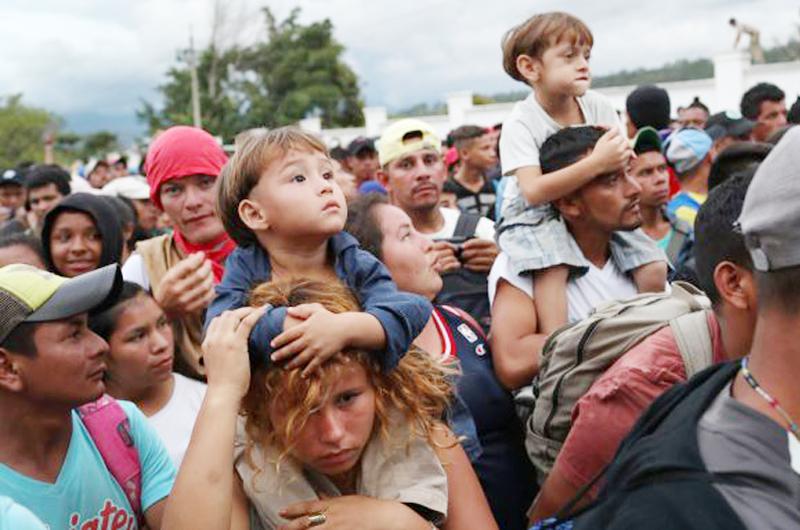 Centroamérica pide ayuda a EU para enfrentar trata de migrantes