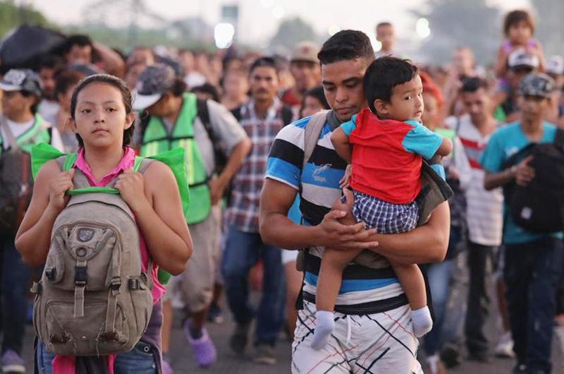 CNDH atribuye a autoridad mexicana muerte de migrante salvadoreño con COVID