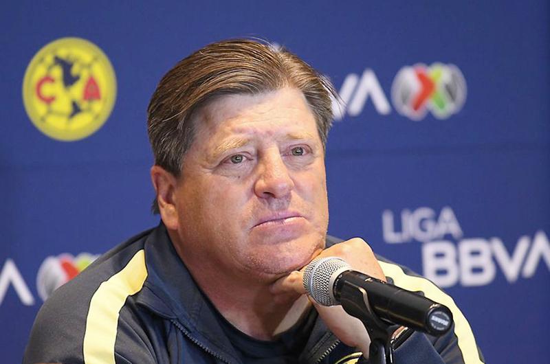 """""""Piojo"""" Herrera antepone buenos resultados a desempeño del América"""