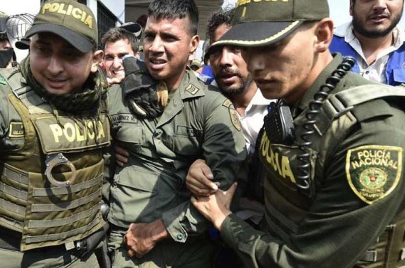 Militares venezolanos denuncian falta de apoyo en Colombia