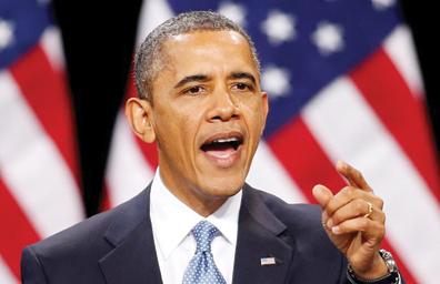 No hay excusa para impedir la reforma: Obama