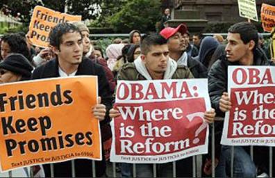 The New York Times recomienda a Obama actuar a favor de inmigrantes