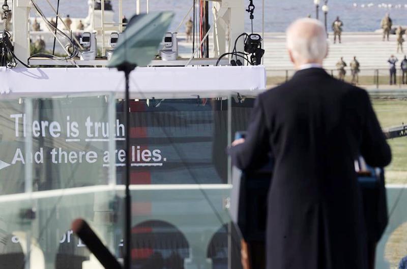 Biden advierte a sus funcionarios con el despido si se faltan al respeto