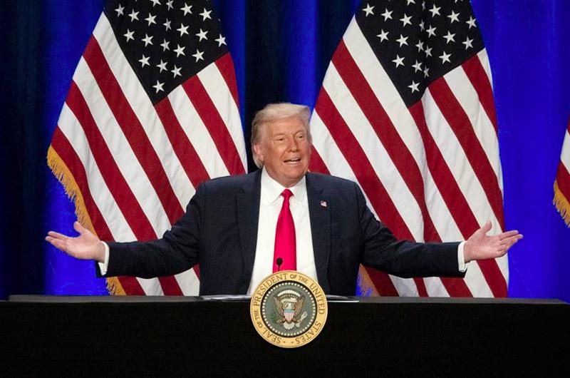 Trump levanta el bloqueo y autoriza la transferencia de poder a Biden