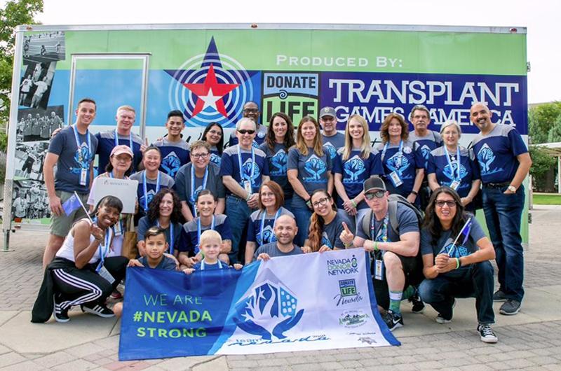 Nevadenses cosechan en torneo internacional entre donantes de órganos