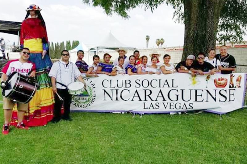 Club Social Nicaragüense Las Vegas; para dar a conocer y promover la cultura