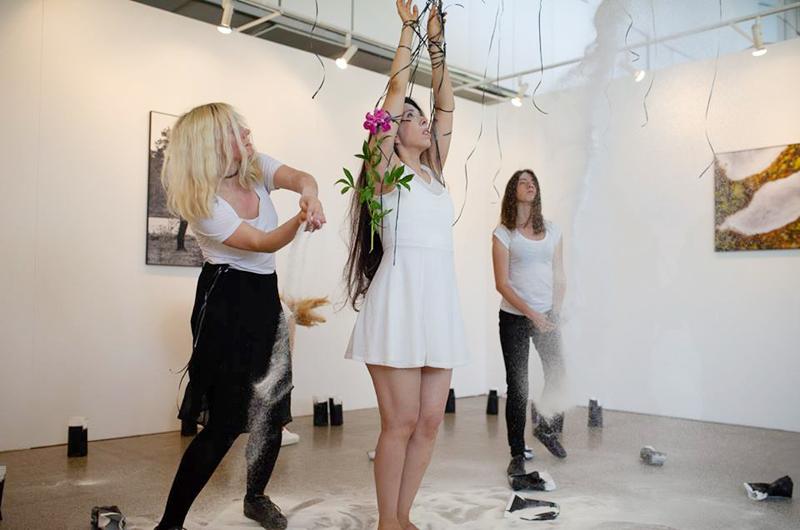 Una artista visual mexicana en Nueva York