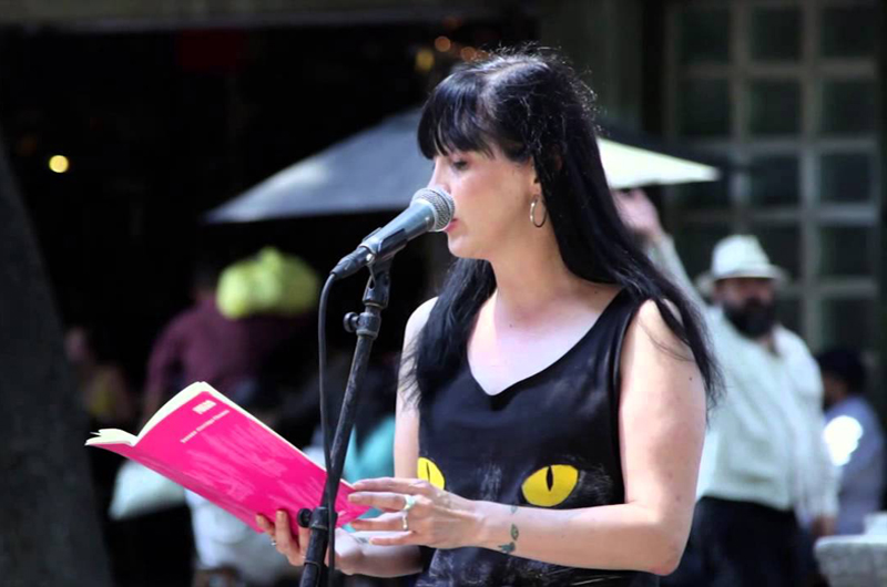 Ningún hombre tiene derecho a hostigar, subraya Roxana Elvridge-Thomas