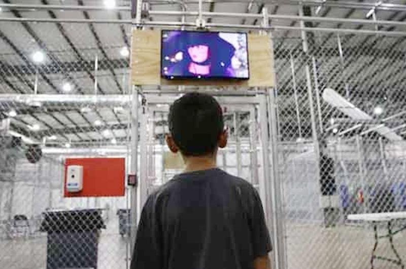 Ignora EUA identidad de padres de 40 niños migrantes detenidos: ACLU