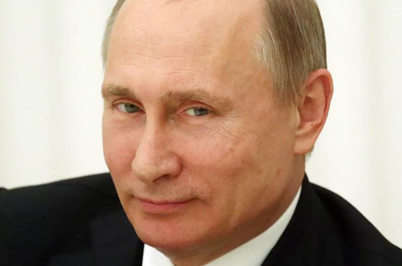 Rechazan denominar a Putin como
