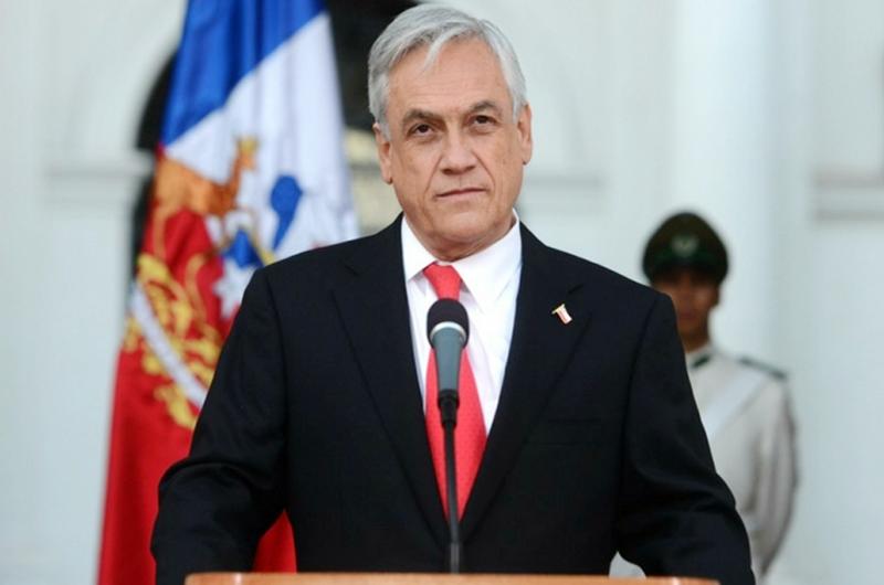 Fiscal investigará querella contra presidente chileno