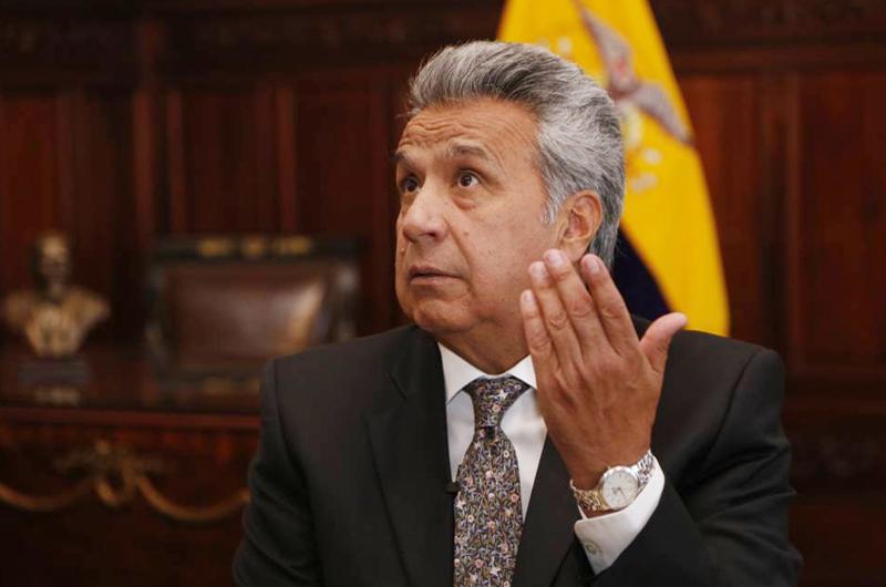 Gobierno ecuatoriano y ONU buscarán retorno a la paz
