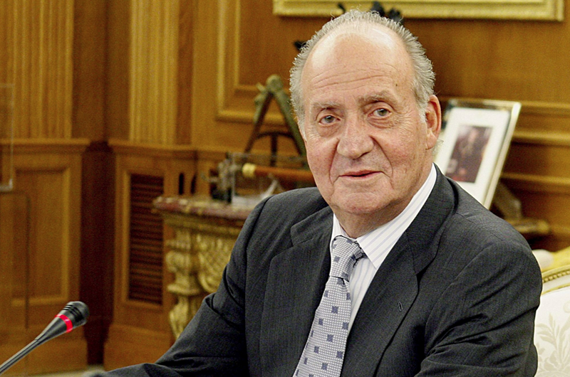 Unidas Podemos solicita investigar al Rey emérito español por corrupción