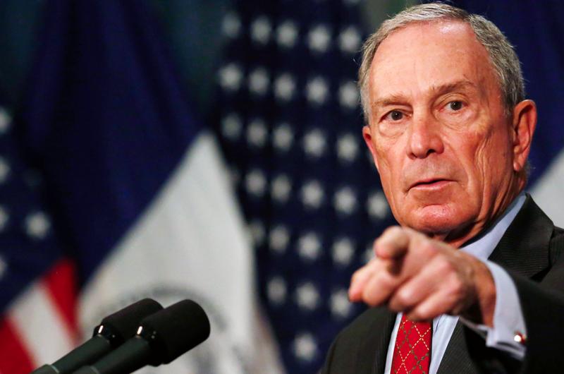 Bloomberg deja su campaña para la candidatura presidencial demócrata