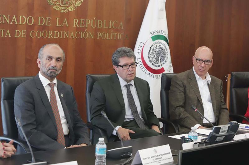 Senado mexicano envía carta a legisladores de EUA por dichos de Trump