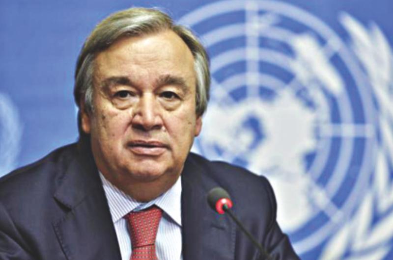 Dispuesta ONU a verificar desnuclearización de Norcorea: Guterres
