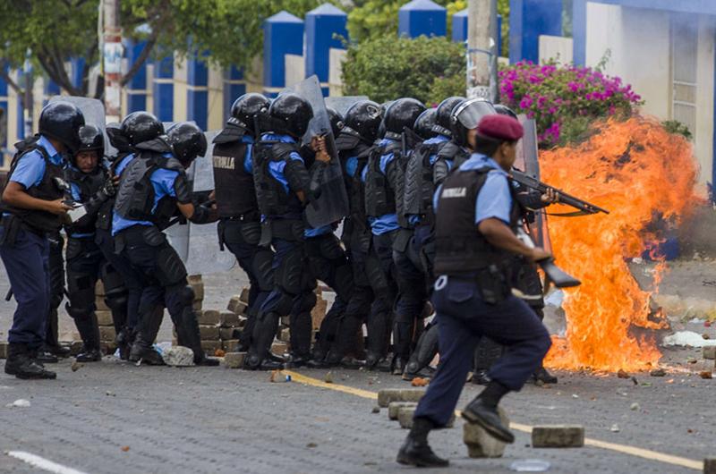 Pence pide a gobierno de Ortega poner fin a campaña de represión
