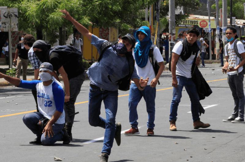 CIDH eleva a 317 el número de muertos por violencia en Nicaragua
