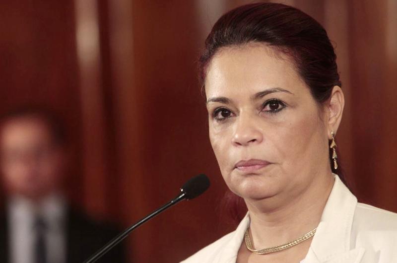 Ex vicepresidenta de Guatemala es sentenciada a 15 años de prisión