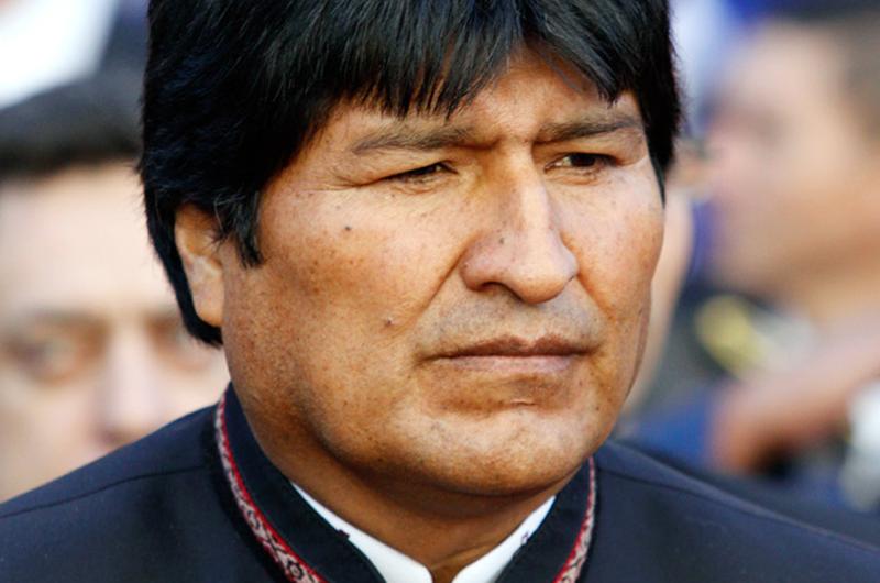 Bolivianos rechazan candidatura de Morales para senador: encuesta