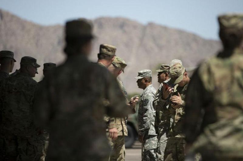 Tropas de EUA enviadas a la frontera retornarán a sus cuarteles