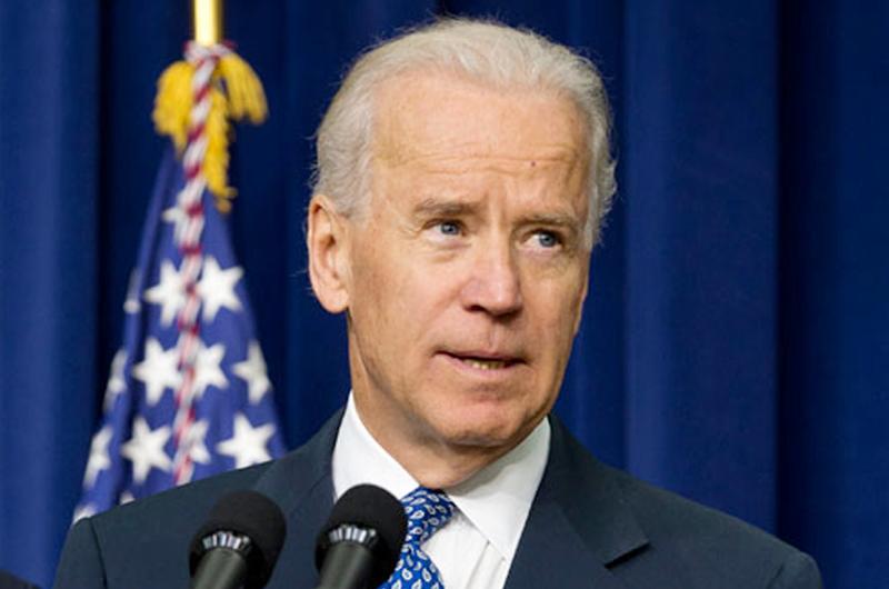 Prensa de EUA coloca a Biden cerca de candidatura demócrata