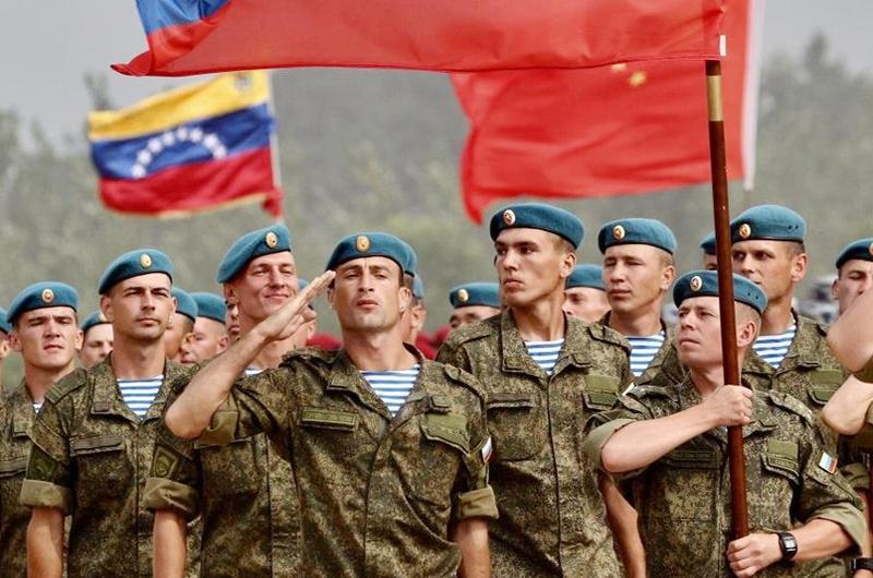 Venezuela confirma que llegaran más militares rusos al país