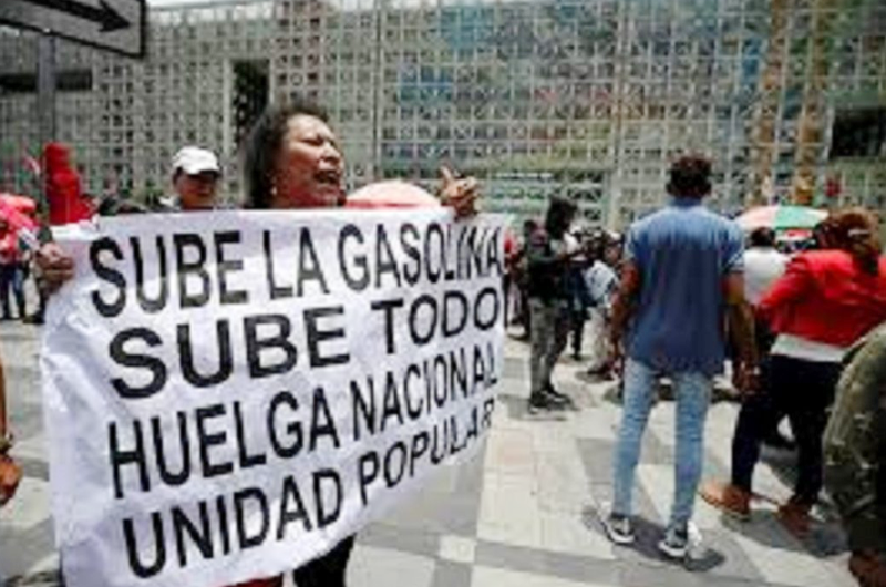 Ecuador está paralizado