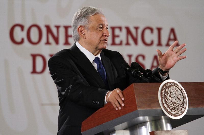 Amparos frenan extradiciones a EUA: López Obrador