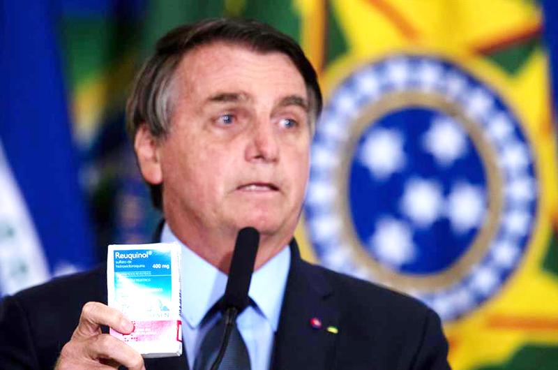 El Gobierno de Bolsonaro deberá explicar gasto en cloroquina a la Justicia
