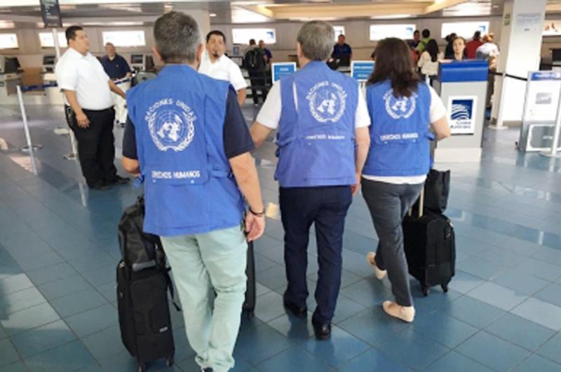 Francia critica a Nicaragua por expulsar a representante de la ONU