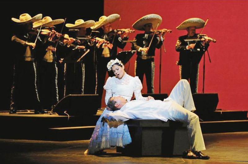 Estrenarán en Guadalajara primera ópera escrita para mariachi