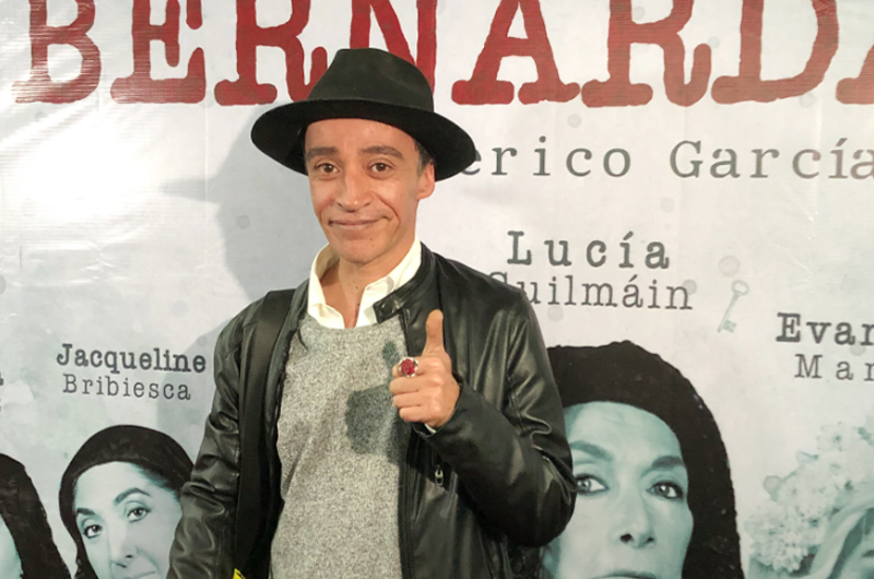 Jonatan Sánchez visita México para conquistar a los jóvenes con su música