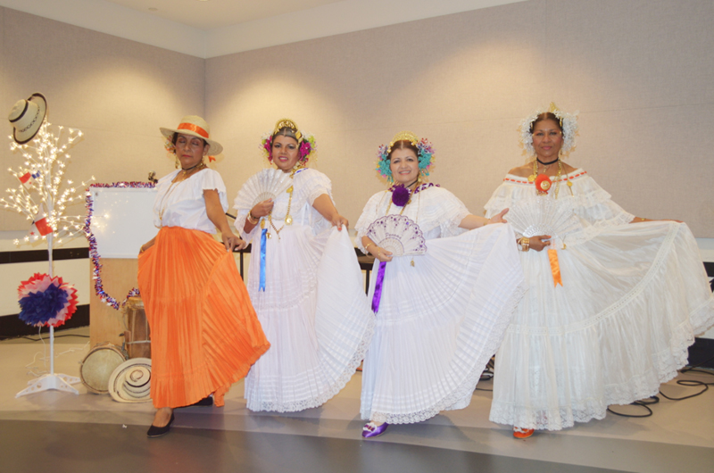 Celebraron panameños independencia de su país