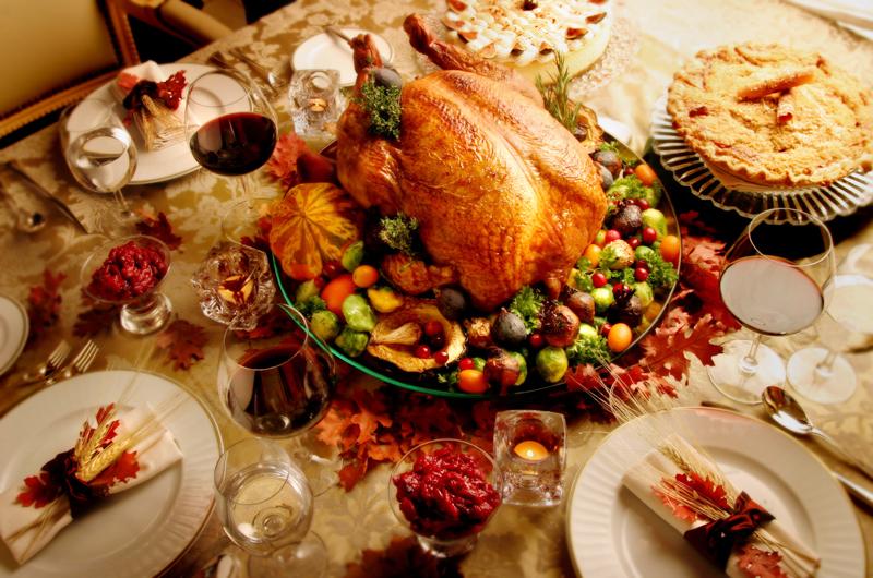El origen del Día de Acción de Gracias