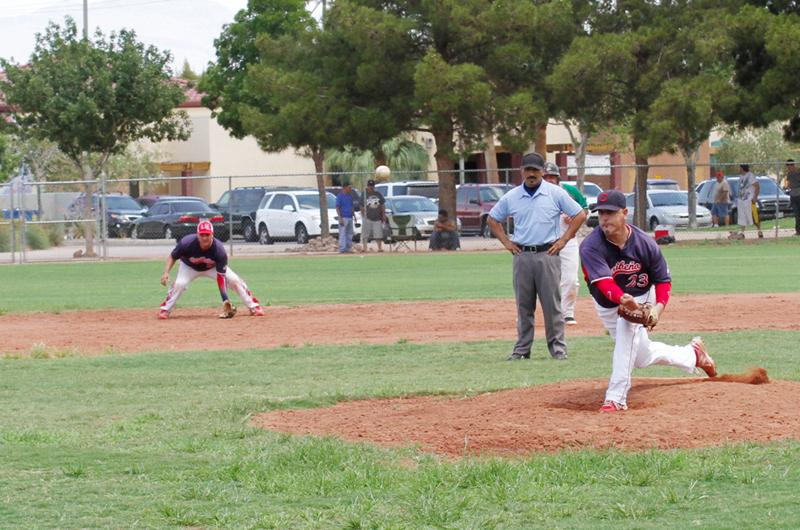 Las Vegas Baseball League: El control... un amigo siempre bienvenido