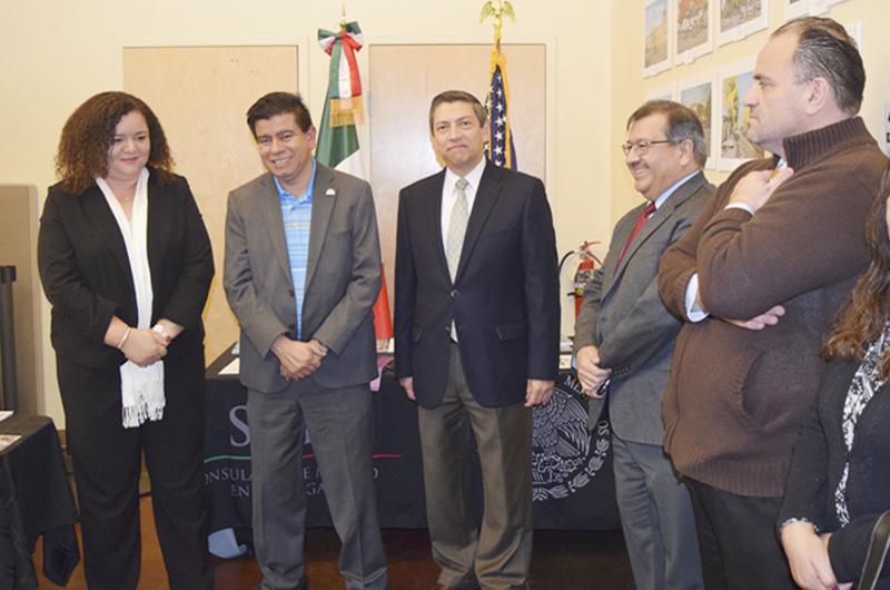 Semana Binacional Educativa... Invita el Consulado de México en LV