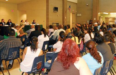 Llamó el superintendente Pat Skorkowski a trabajar por mejorar resultados en educación