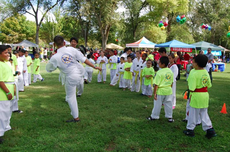 Ultiman detalles del 'Festival para Niños Saludables'