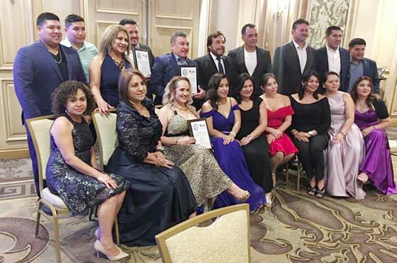 USA Central American Coalition ratifica solidez de liderazgo
