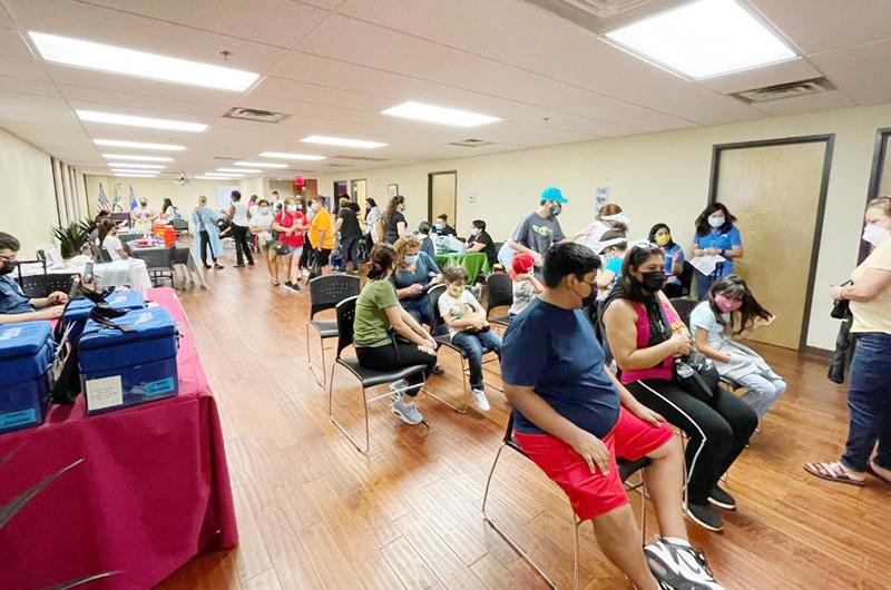 Provechosa jornada de salud en el Consulado de México en Las Vegas