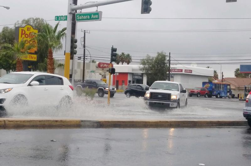 Persistente lluvia provocó molestias... A prepararse para las bajas temperaturas