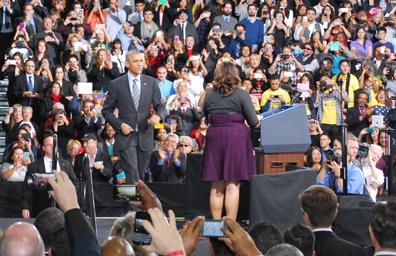 """Obama defiende la Acción Ejecutiva: """"No quitaré el dedo del renglón"""
