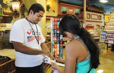 Exhortan a la comunidad latina a registrarse para votar