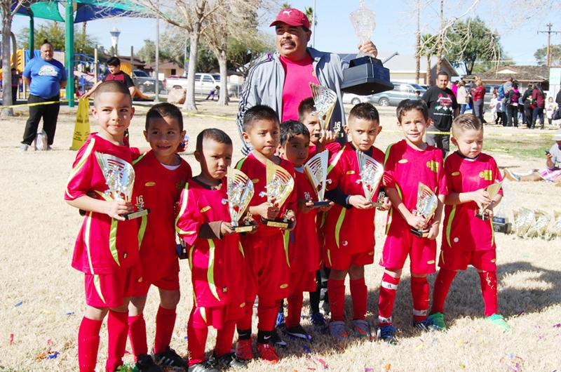Ismael Lagunas... Ganador de múltiples trofeos y medallas