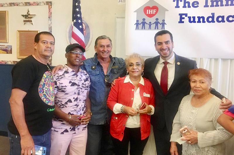 La Casa del Inmigrante y Dream Big NV: Ayudan a los latinos ante la crisis