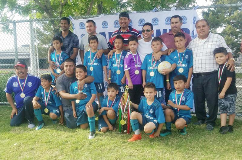 Ismael Lagunas: ganamos los títulos en el entrenamiento