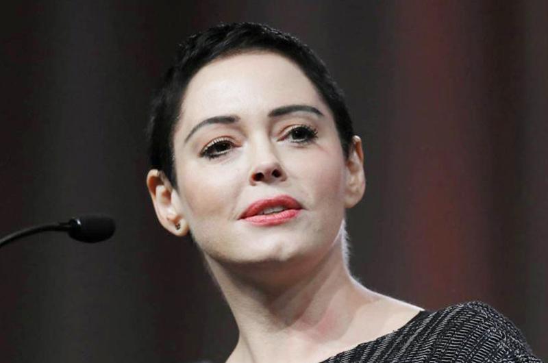 Rose McGowan demanda a Weinstein por tratar de silenciar a víctimas
