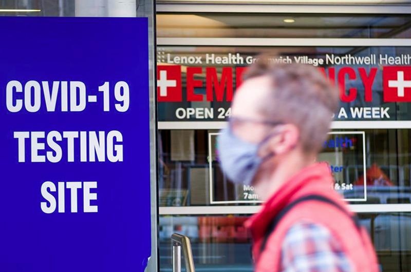 Estados Unidos suma 248.429 muertes y 11.340.563 contagios por covid-19
