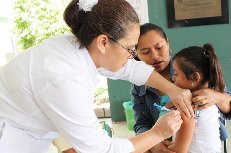 México preparado ante posibles casos de sarampión importado: Secretaría de Salud